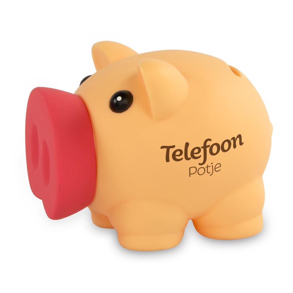 Spaarvarken Telefoon Potje