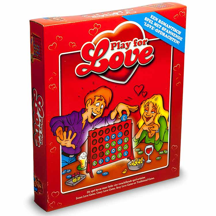 Spel;Game for Love
