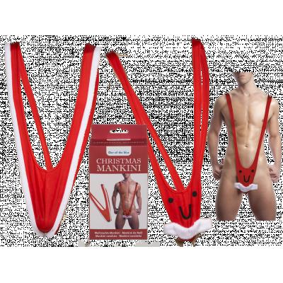 Borat Mankini Kerst Assorti (Santa Kini)