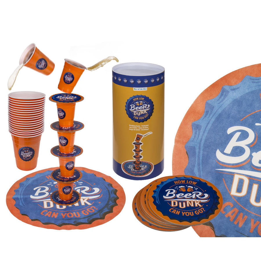 Drankspel Beer Dunk
