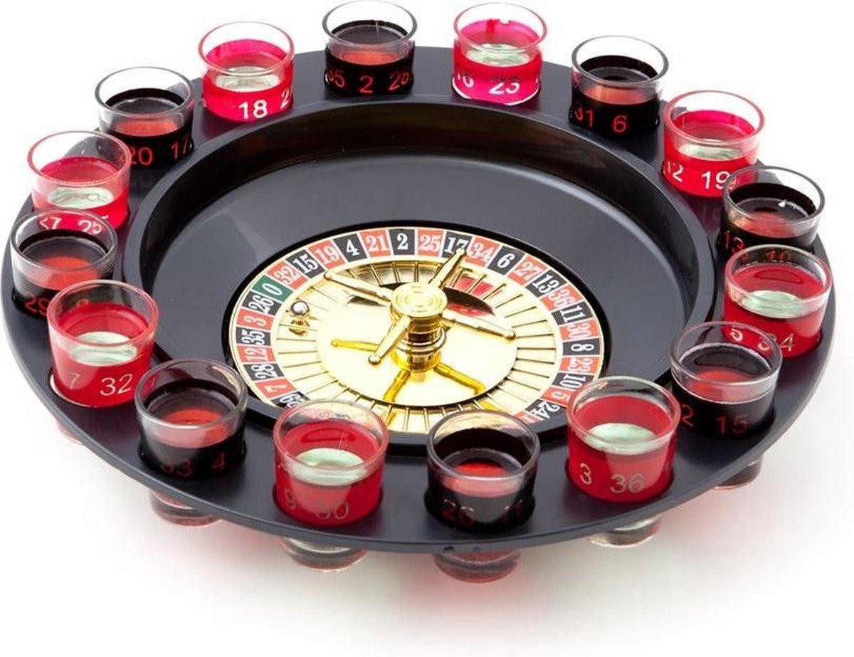 Drankspel Roulette