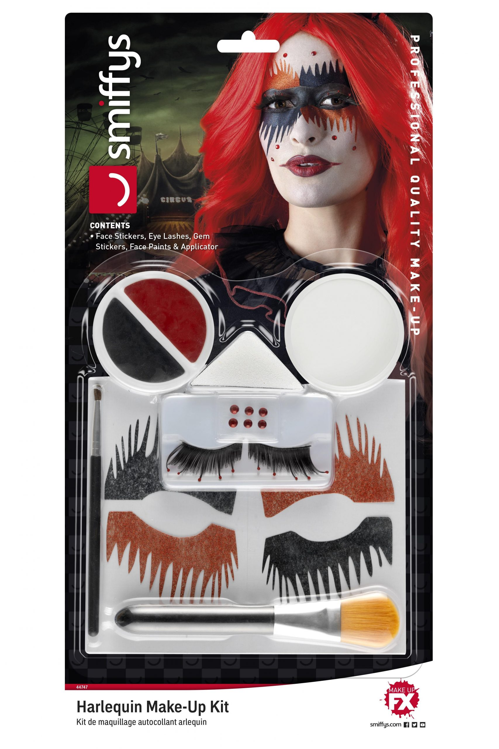 Make-Up Set Harlequin
