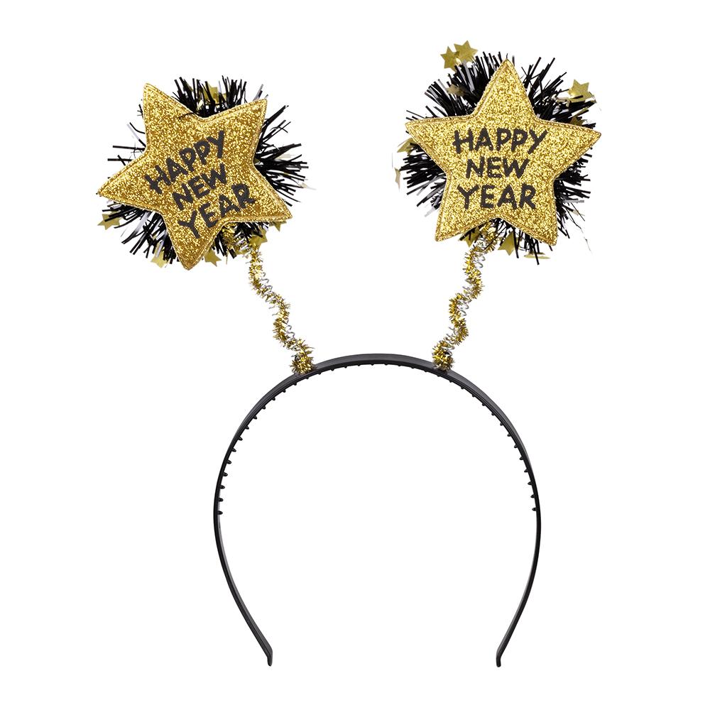 Tiara Sparkling Sterren Happy New Year