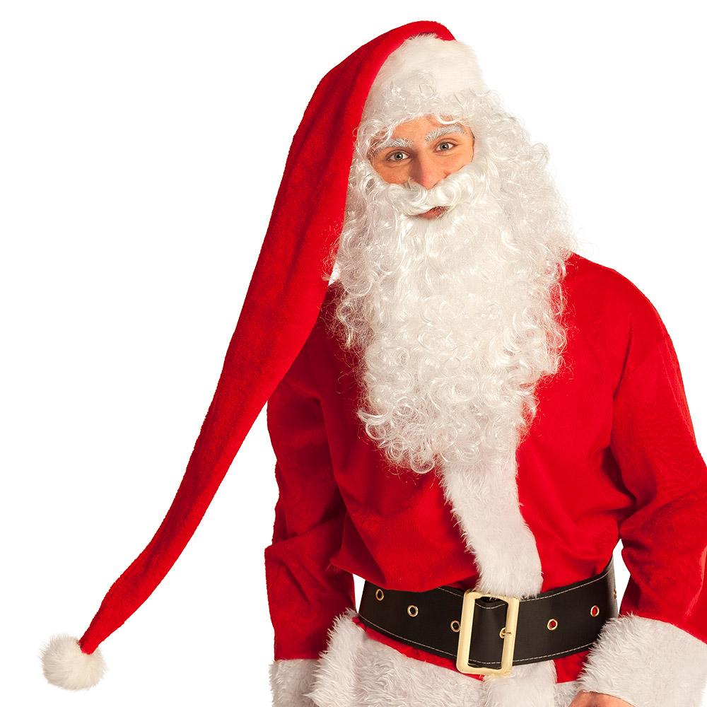 XXL Kerstmuts Luxe 125cm
