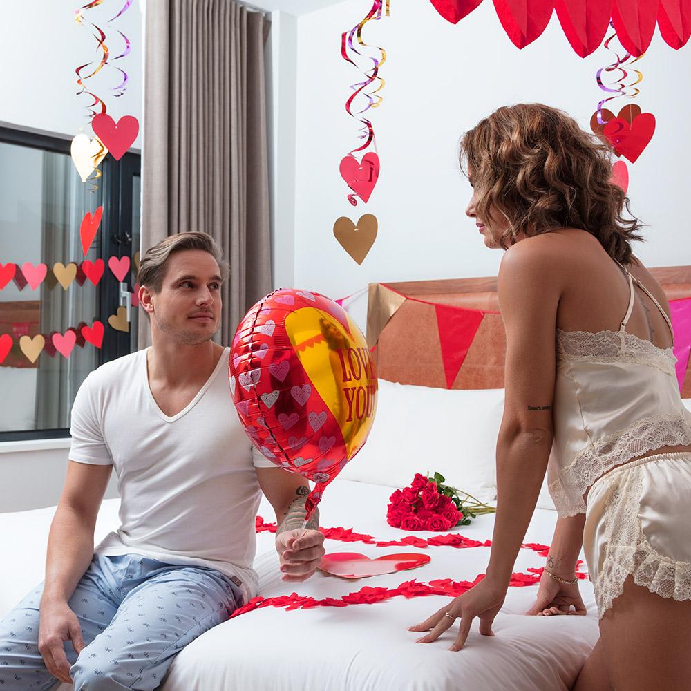 Folieballon Love You! 45cm