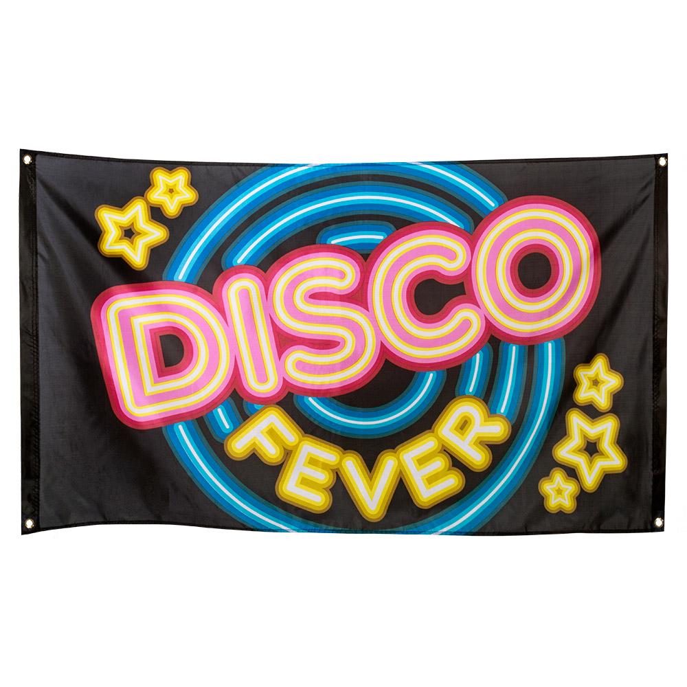 Vlag Disco Fever 90x150cm