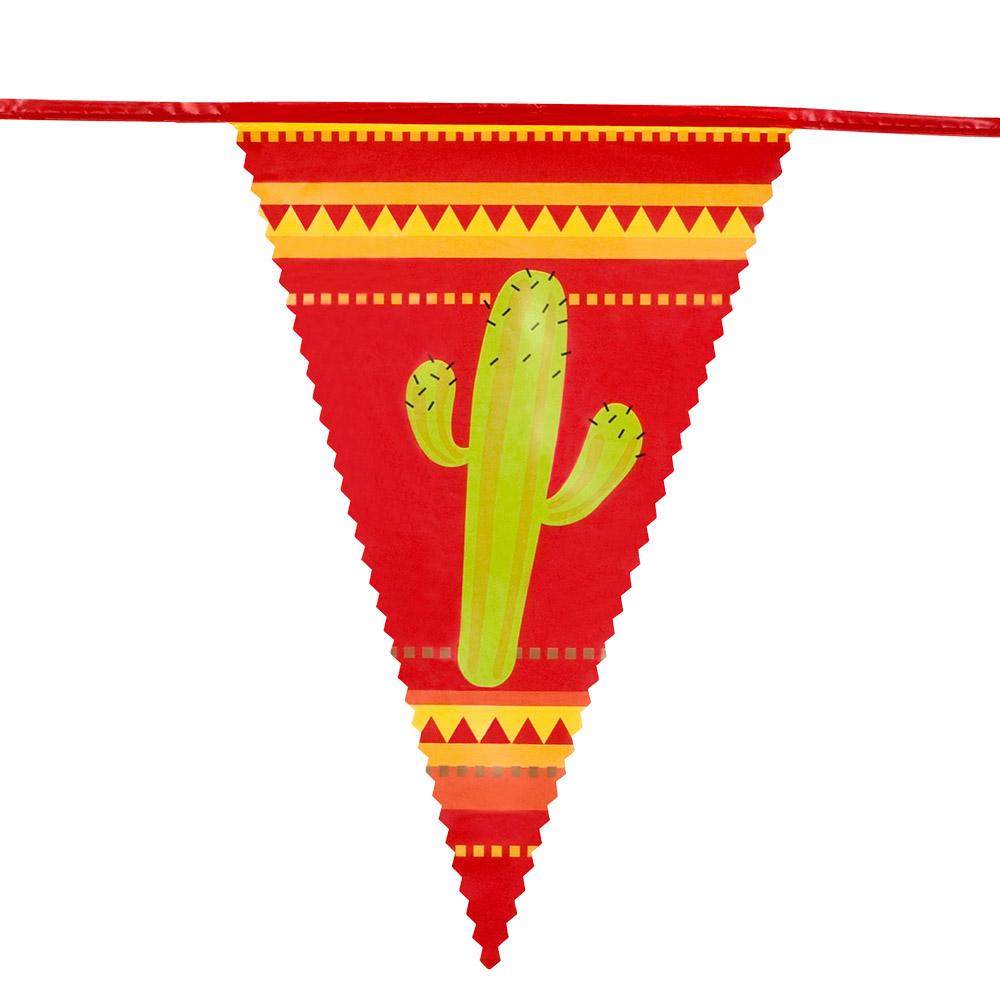 6m Vlaggenlijn Fiesta Mexico