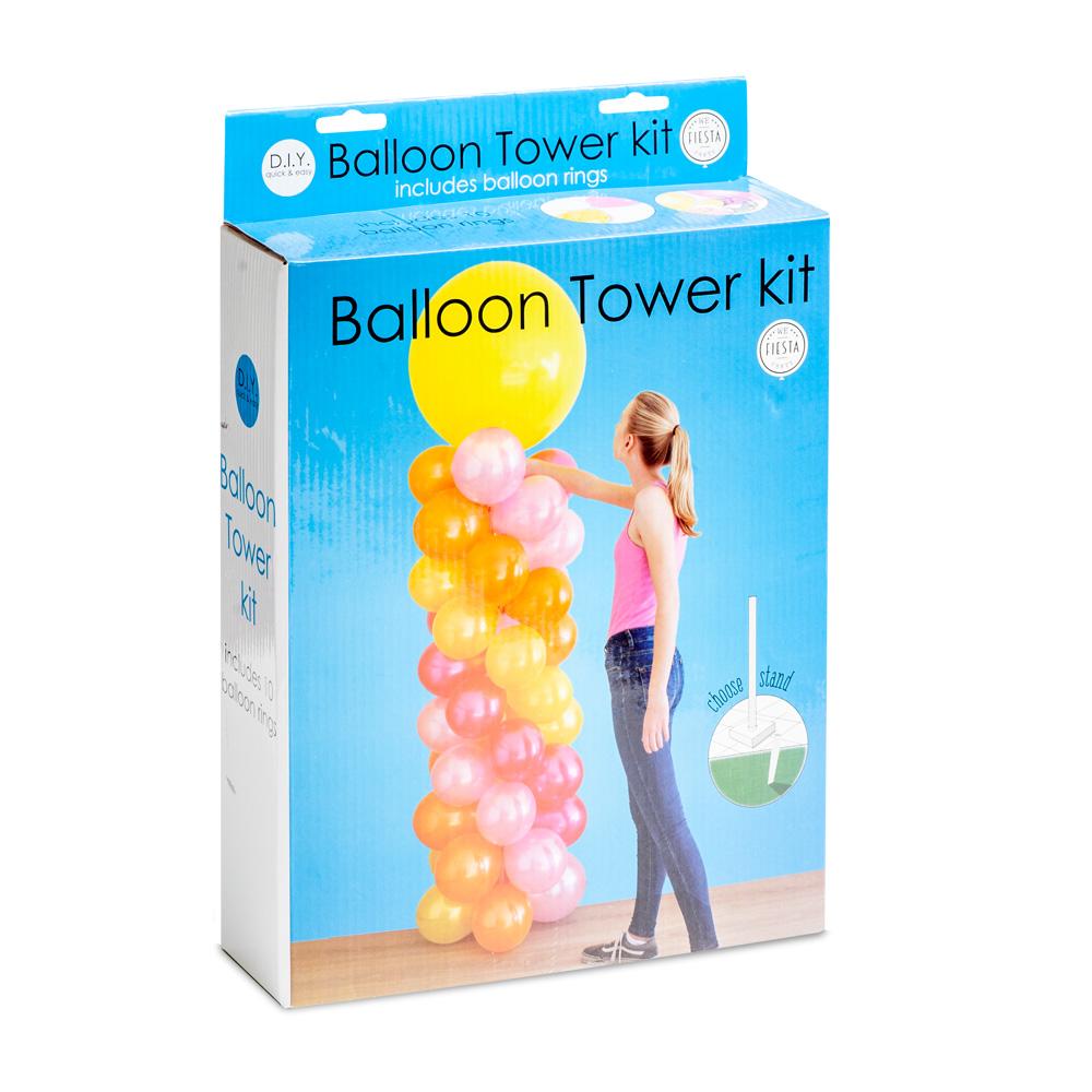 Ballon Pilaar Set Inc. Standaard