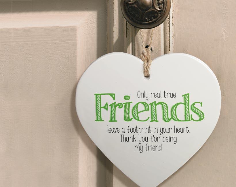 Hartje voor jou Friends
