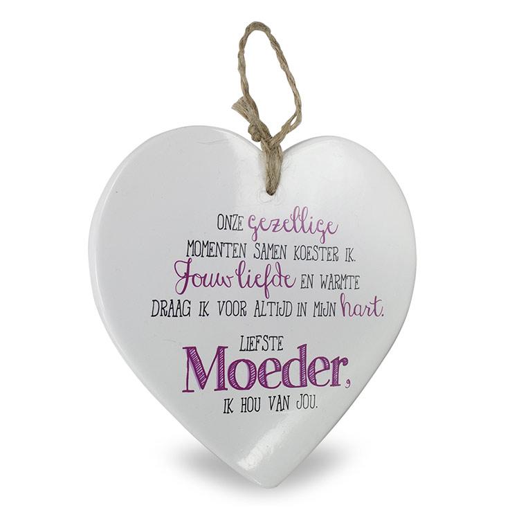Hartje voor jou Liefste Moeder