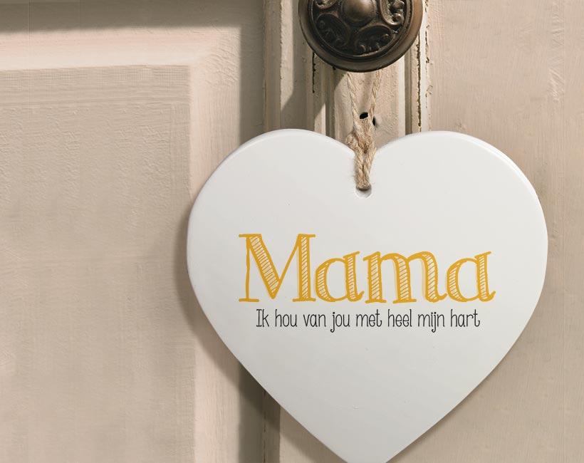 Hartje voor jou Mama
