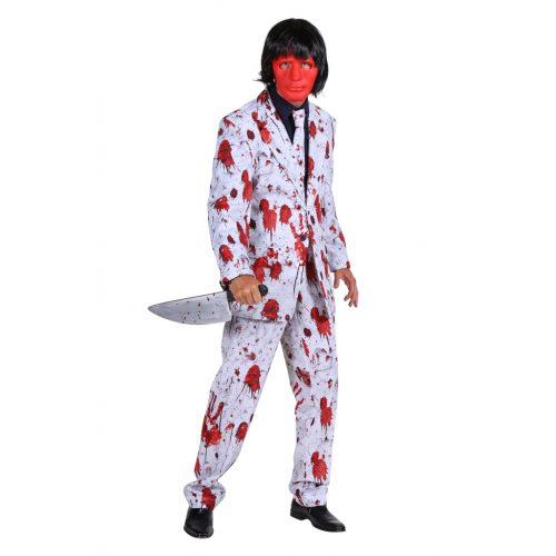 Kostuum Halloween Bloed Heren
