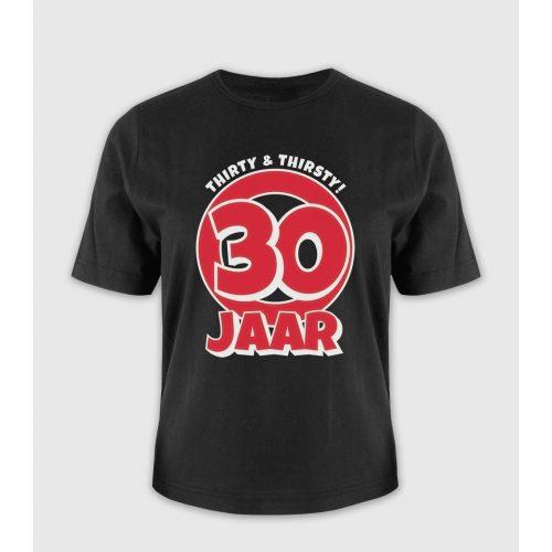 Leeftijd T-Shirt 30 Jaar