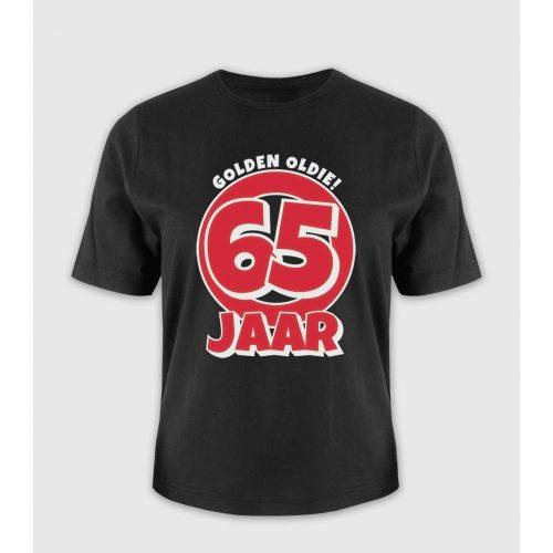 Leeftijd T-Shirt 65 Jaar