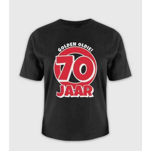 Leeftijd T-Shirt 70 Jaar