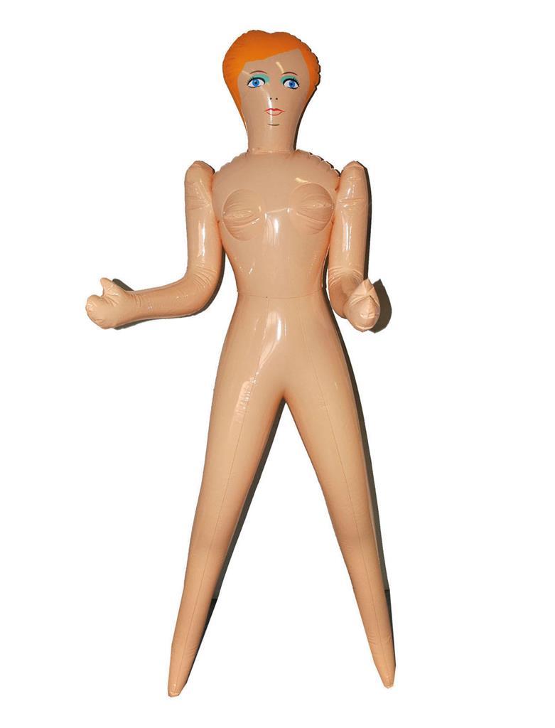 Opblaas Pop Vrouw Staand 150cm