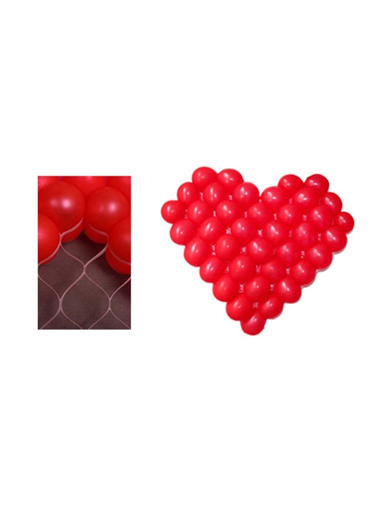 Set Ballonnenrooster Hart incl. Ballonnen