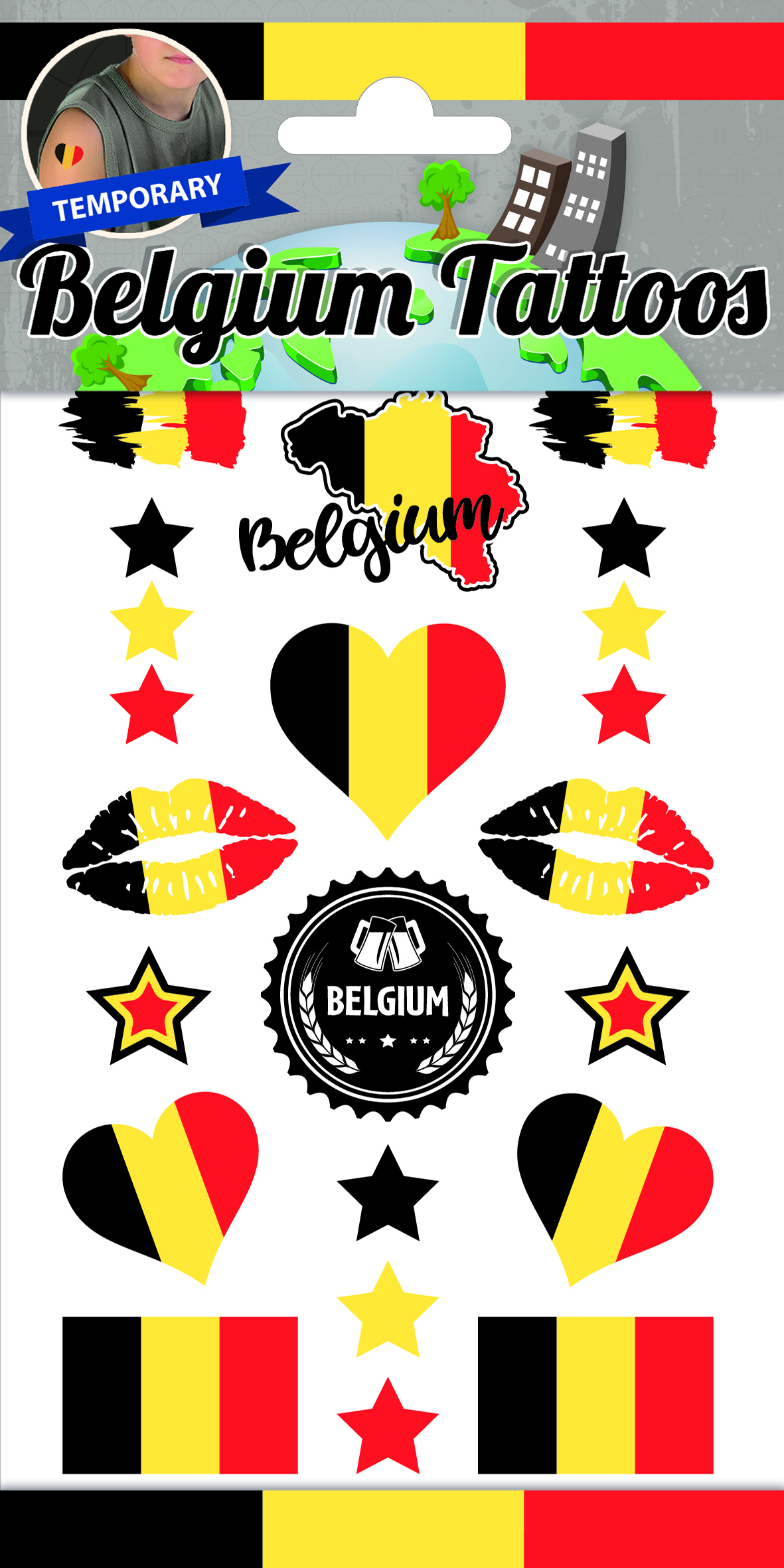 12st Tattoos België