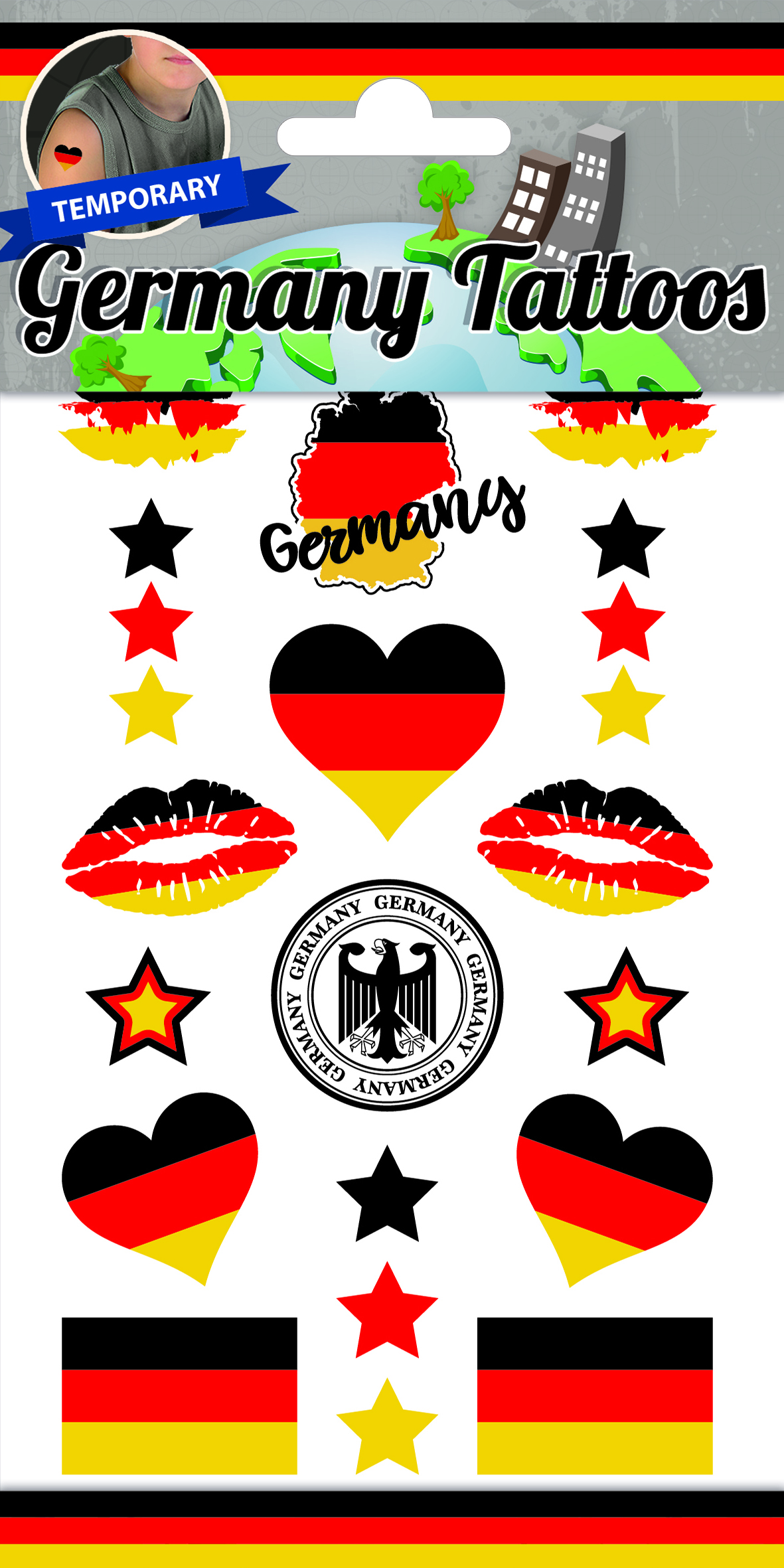 12st Tattoos Duitsland
