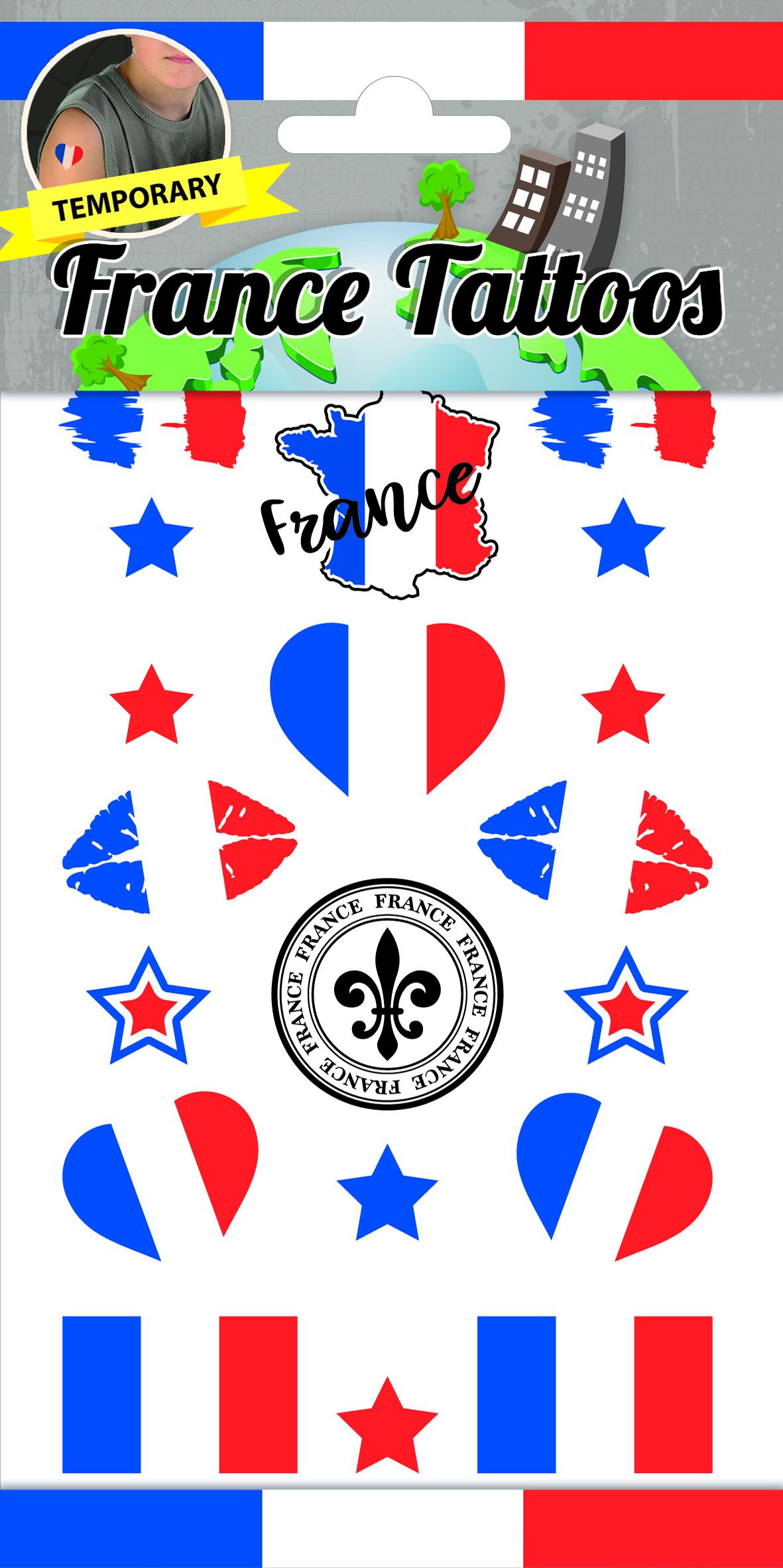 12st Tattoos Frankrijk