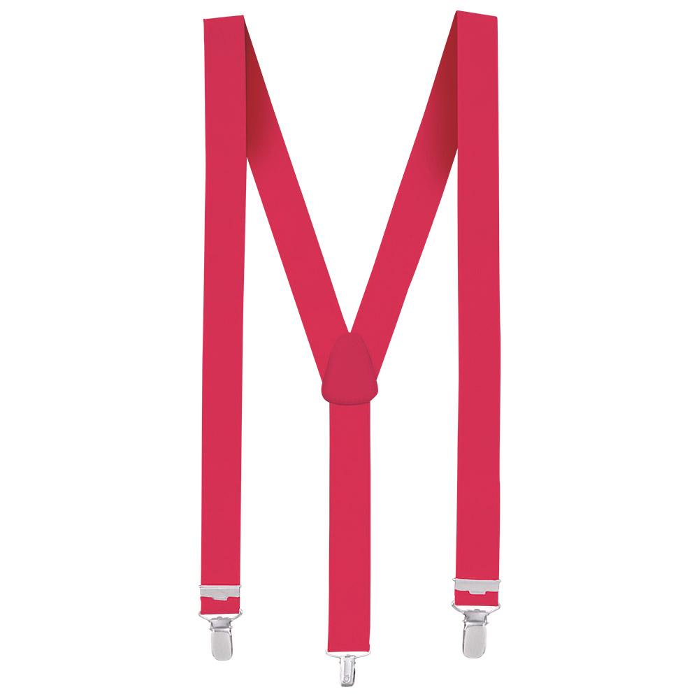 Bretels Neon Roze Basic Verstelbaar 35mm