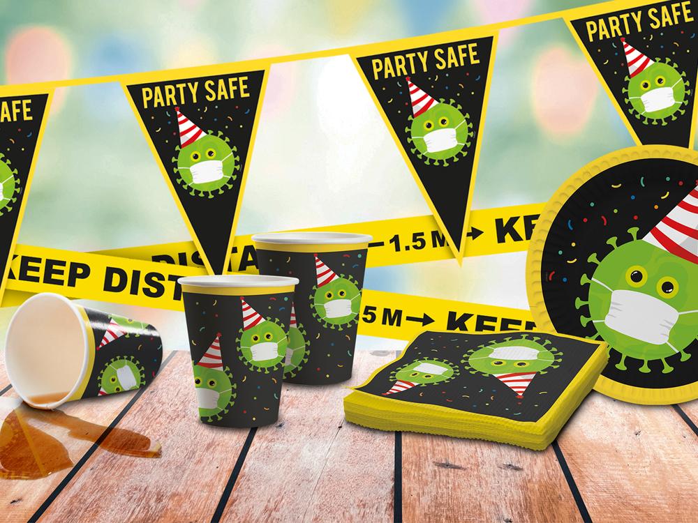 Corona party safe