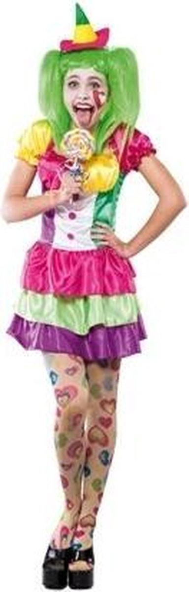 Jurkje Clown Dames One Size
