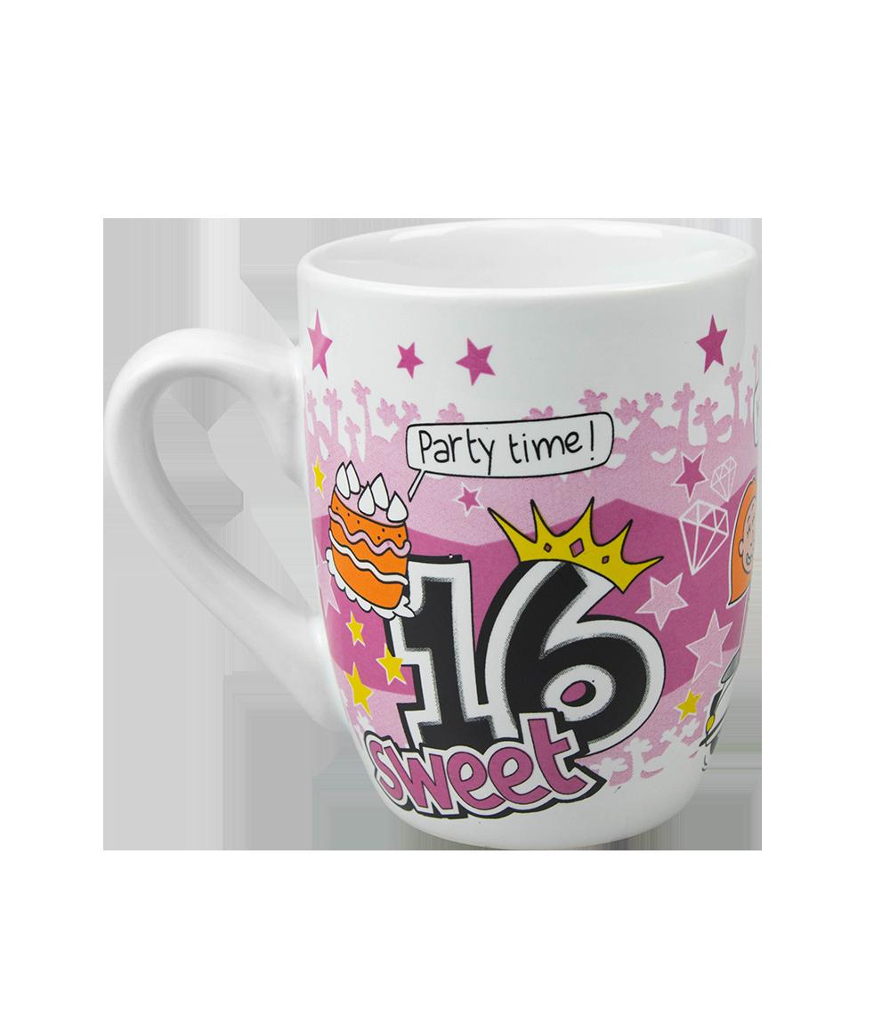 Mok Nr.103 Sweet 16