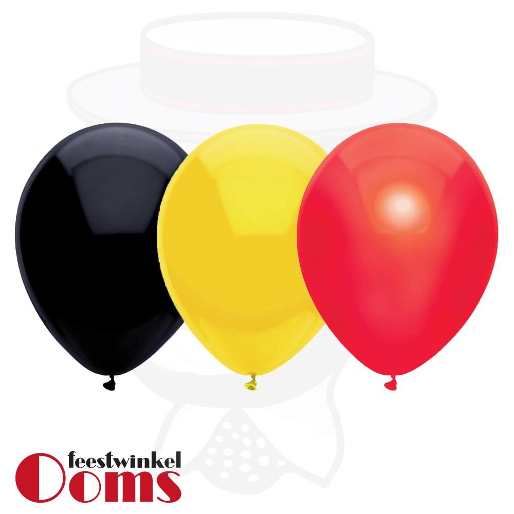 "20st Pastel Ballonnen België/Duitsland 12"""