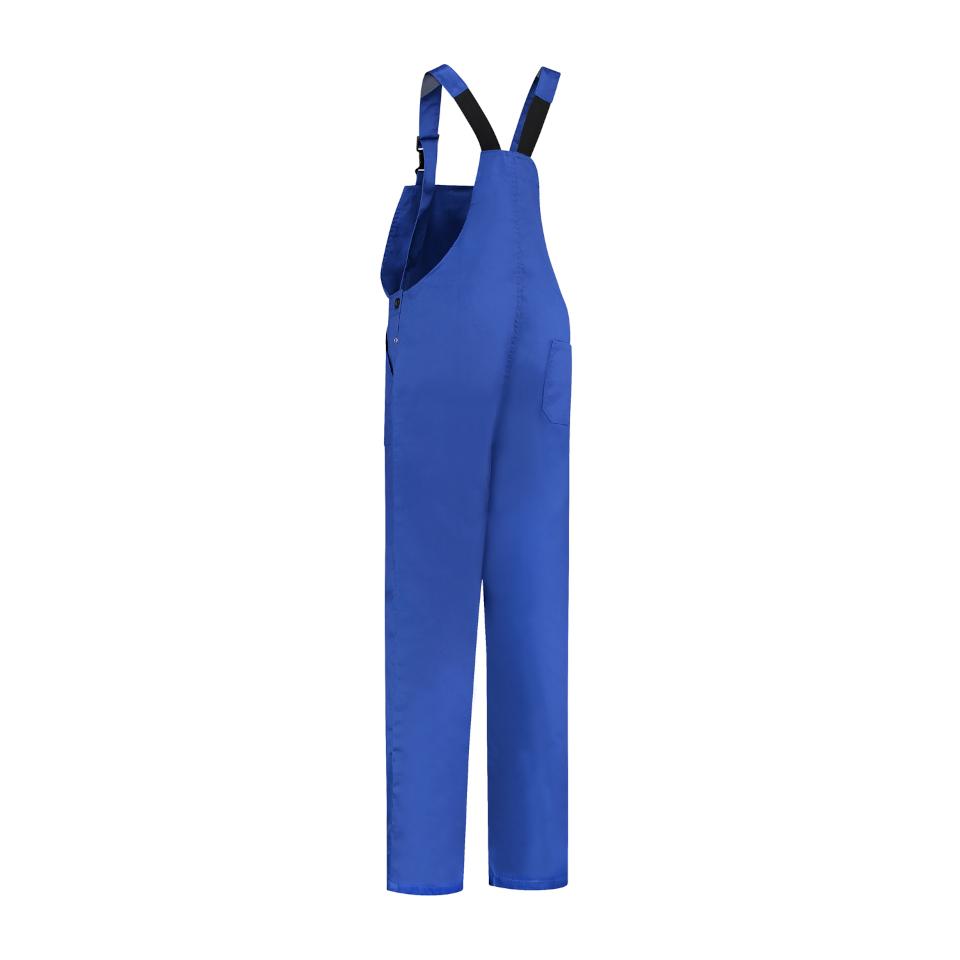 Tuinbroek Cobalt Blauw Volwassen