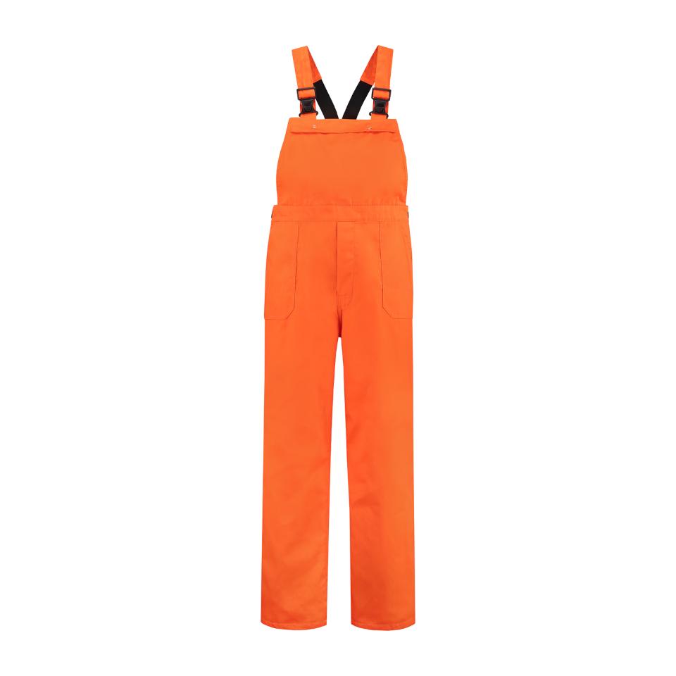 Tuinbroek Oranje Volwassen