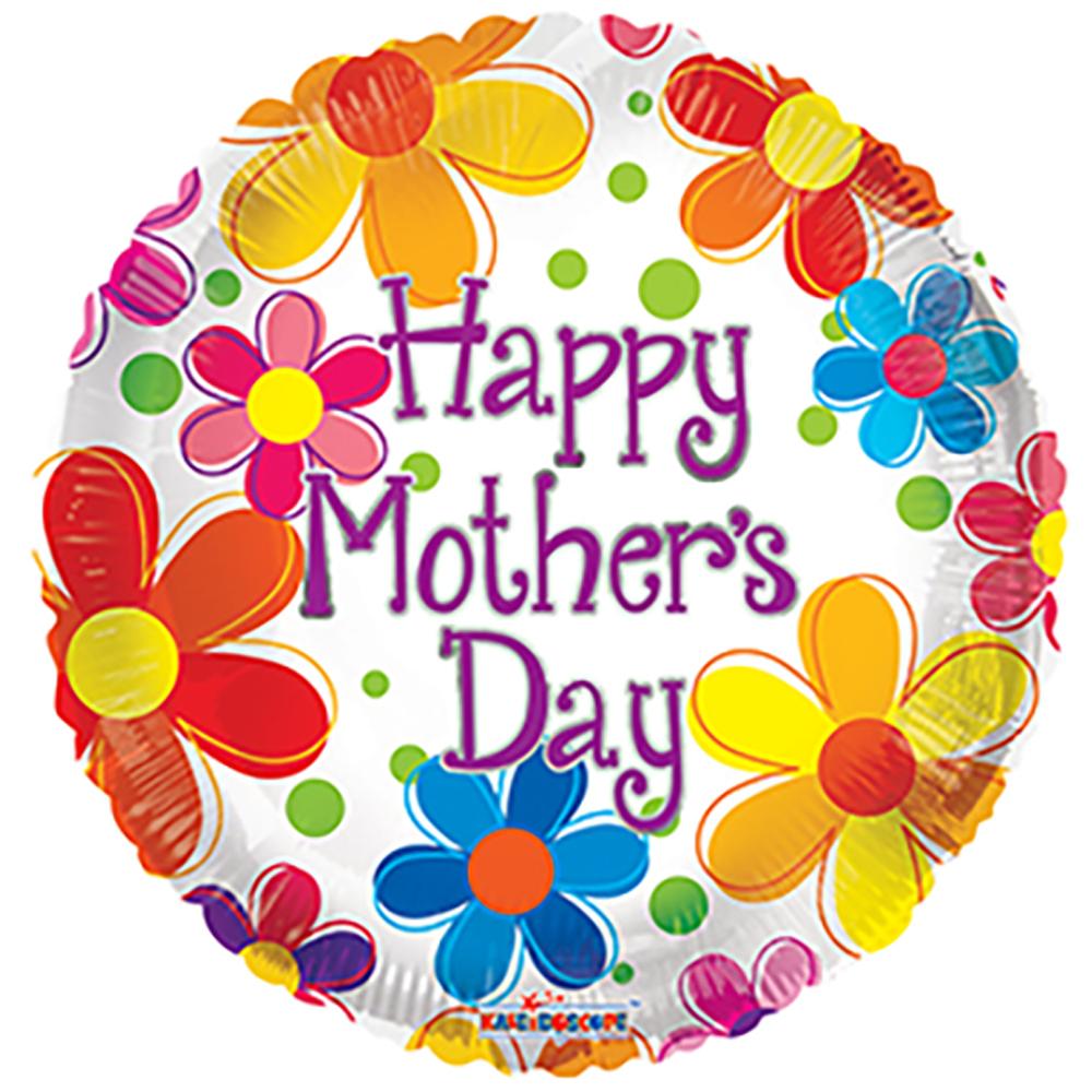 Folieballon Happy Mother's Day 46cm