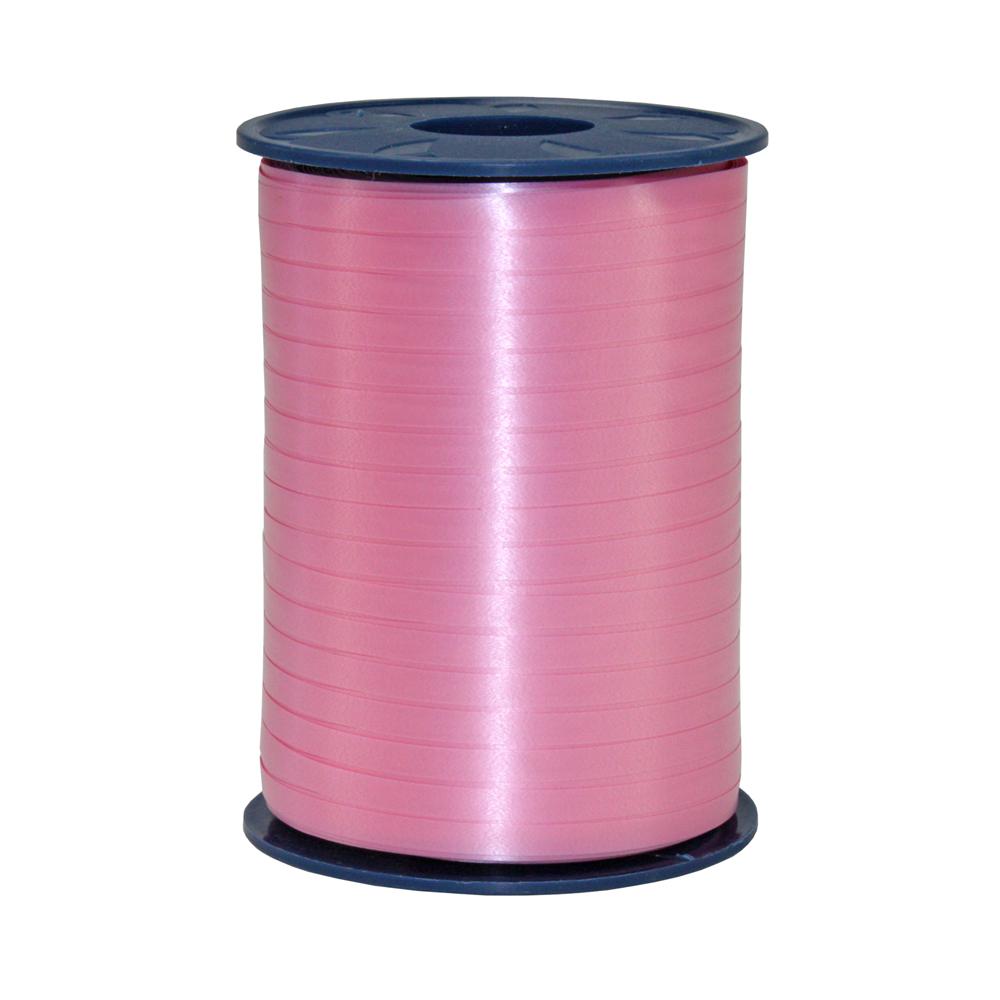 500m Krullint 5mm Licht Roze