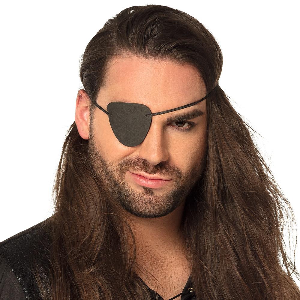 Piraten Ooglapjes Foam 4stuks