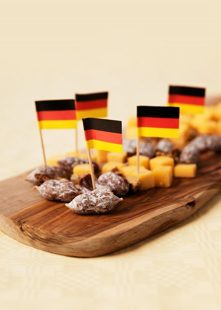 50st Prikkertjes Vlag Duitsland
