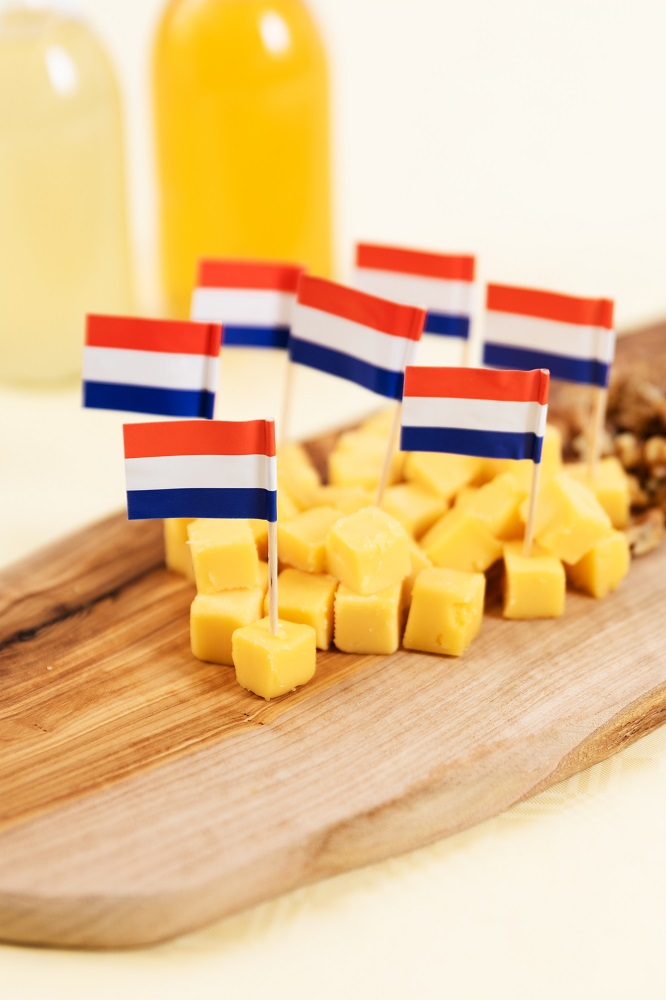 50st Prikkertjes Vlag Nederland
