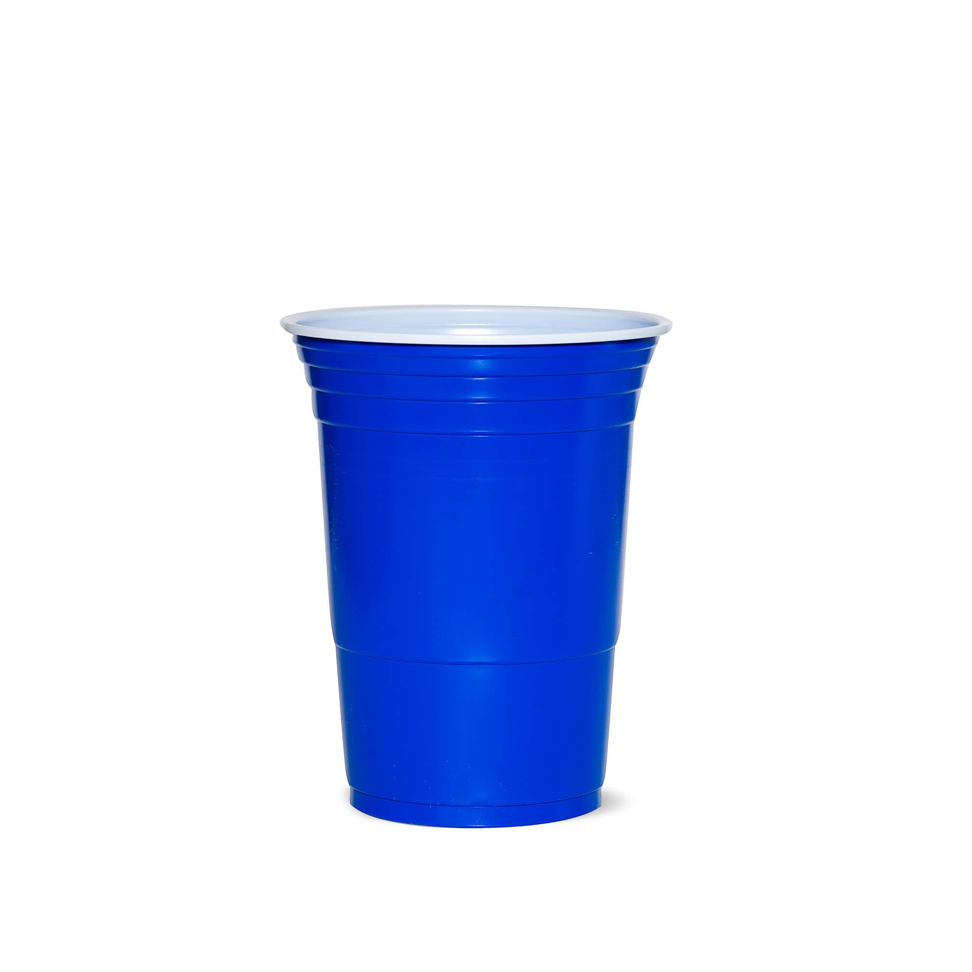American Cups Blauw 473ml 25stuks
