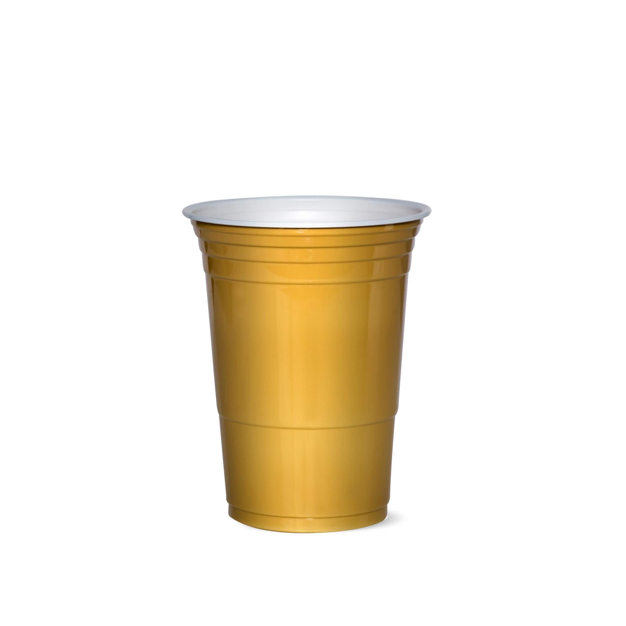 American Cups Goud 473ml 25stuks