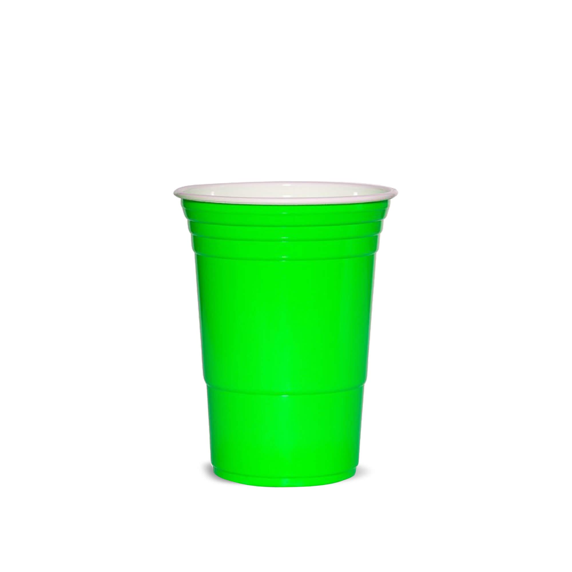 American Cups Groen 473ml 25stuks
