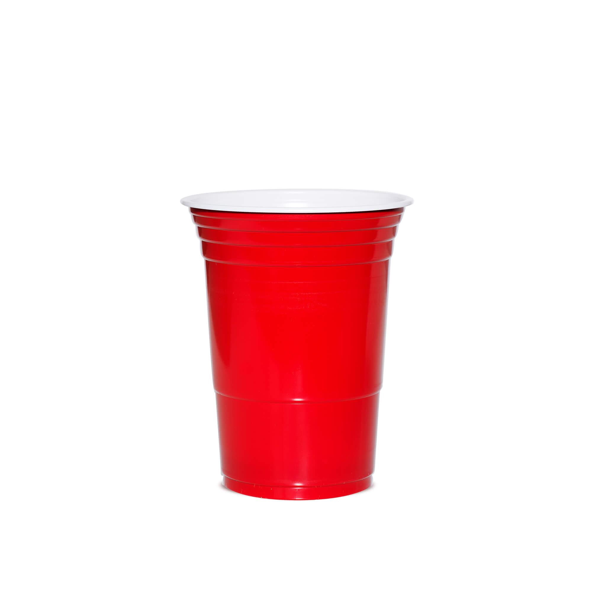 American Cups Rood 473ml 25stuks