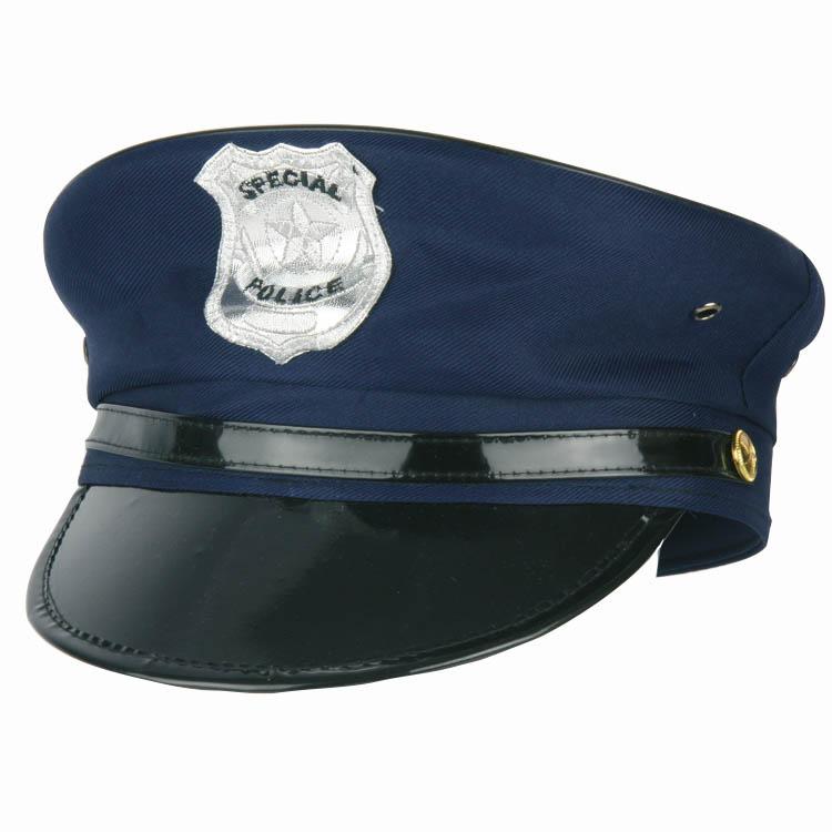 Politiepet Donker Blauw Special Police