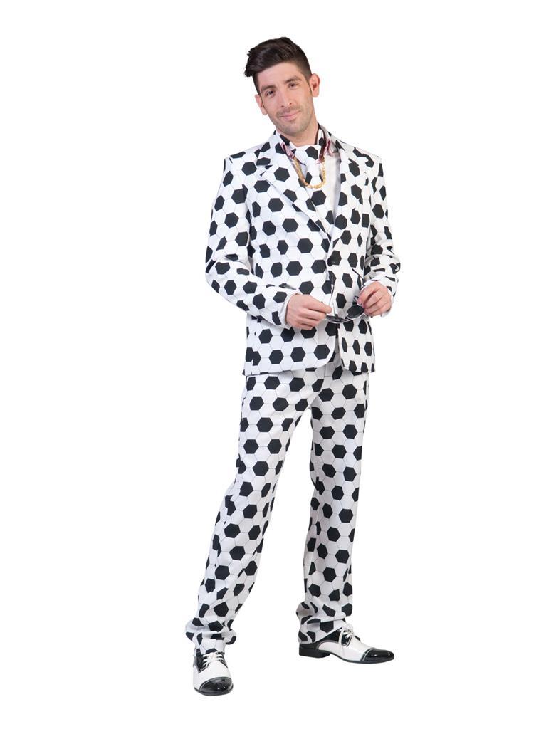 Suit Funny Voetbal Heren