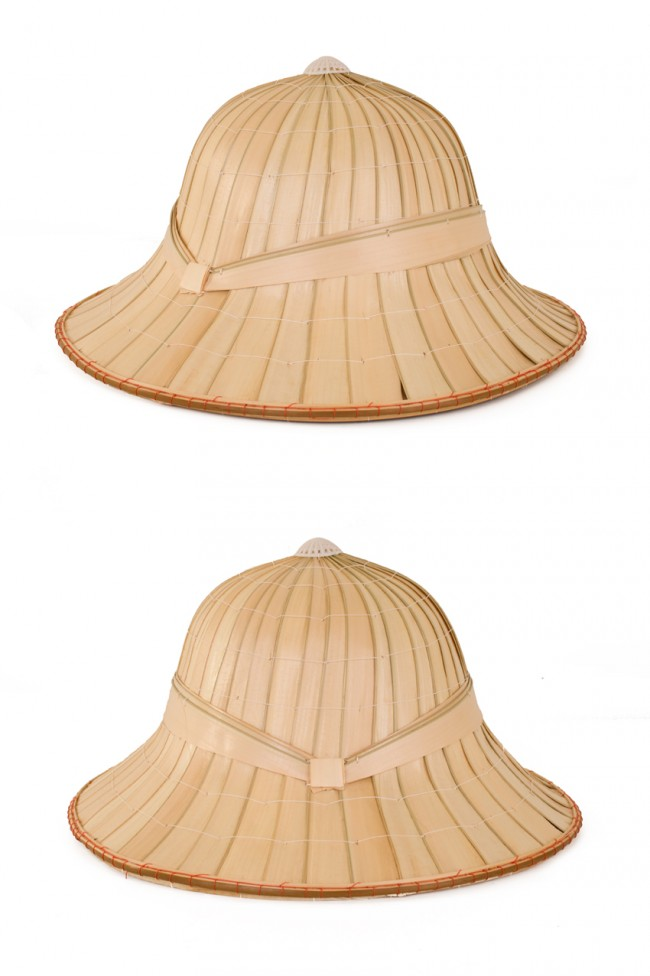 Tropen/Safari Helm Bamboe Budget