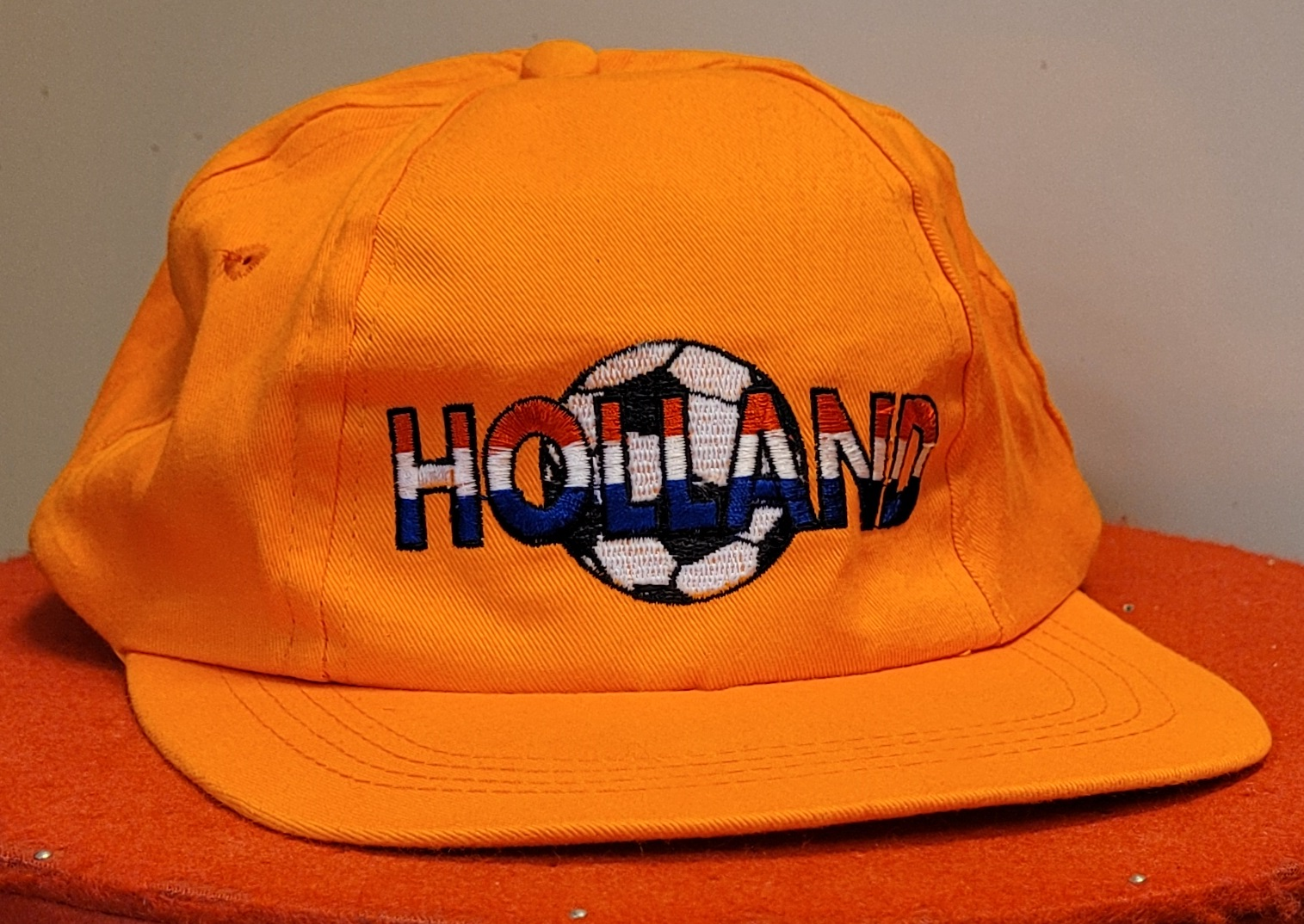 Oranje Cap Holland Voetbal