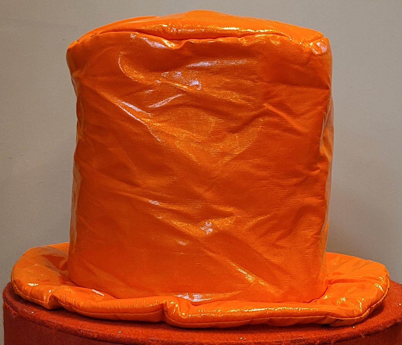 Oranje Hoed Leer