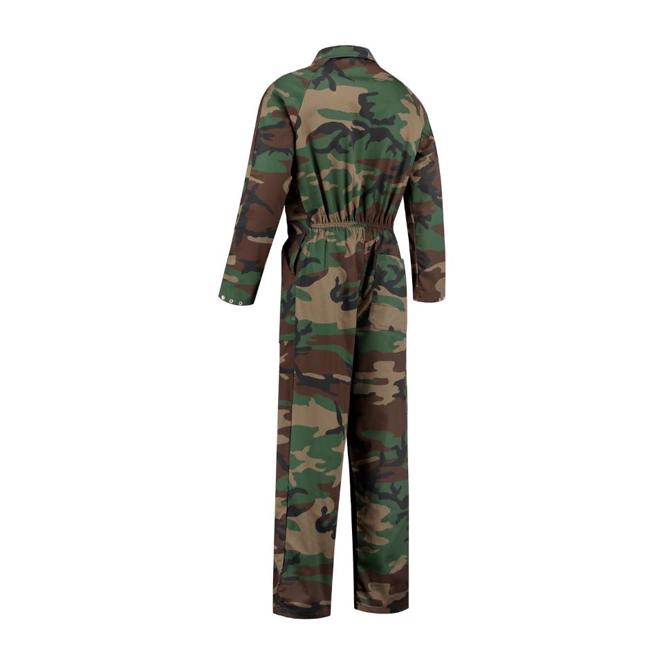 Overall Camouflage Volwassen