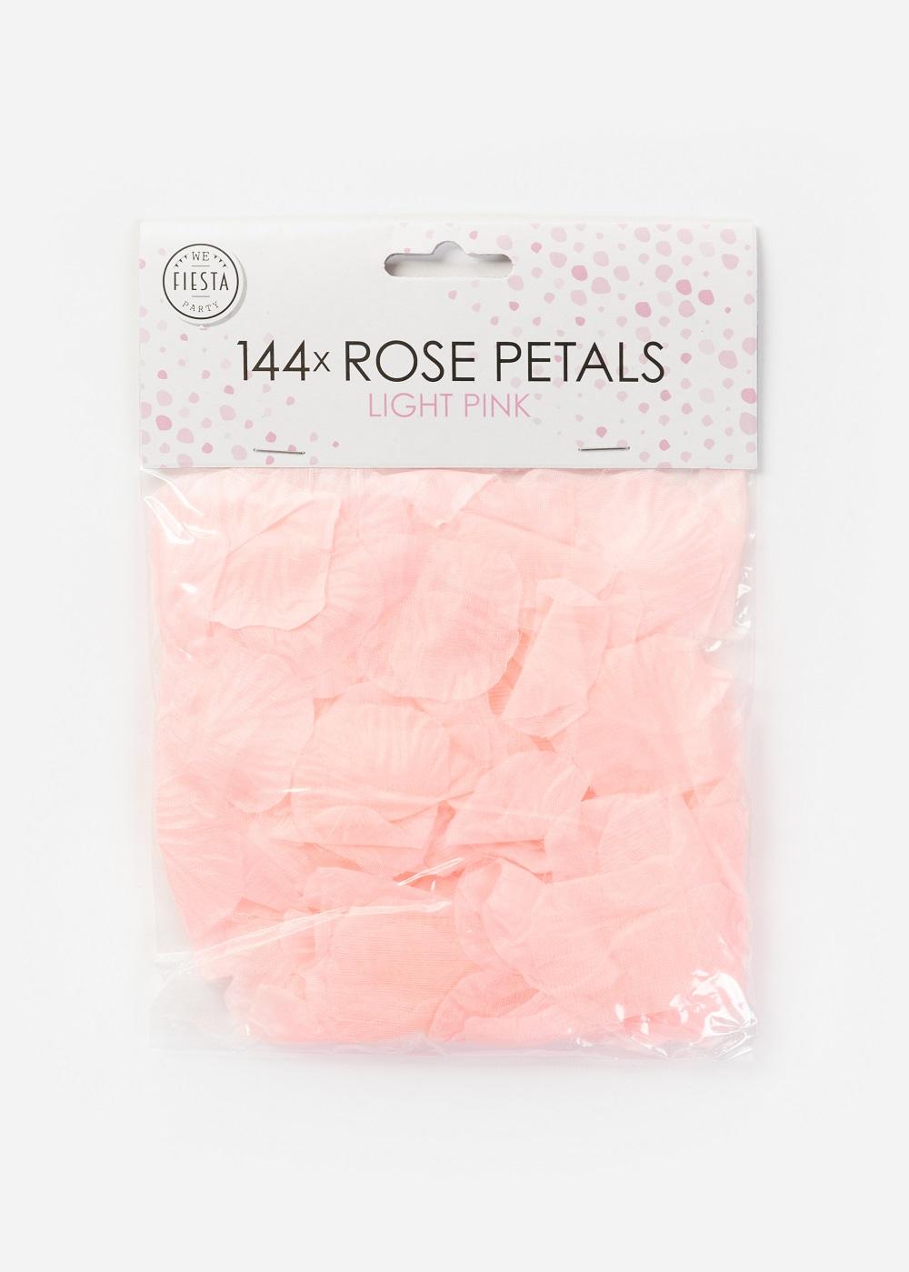144st Rozenblaadjes Roze