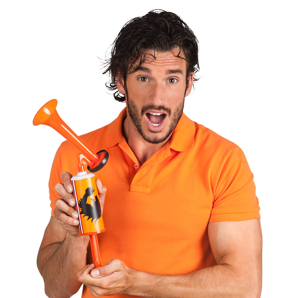 Luchtpomp Hoorn Holland Oranje