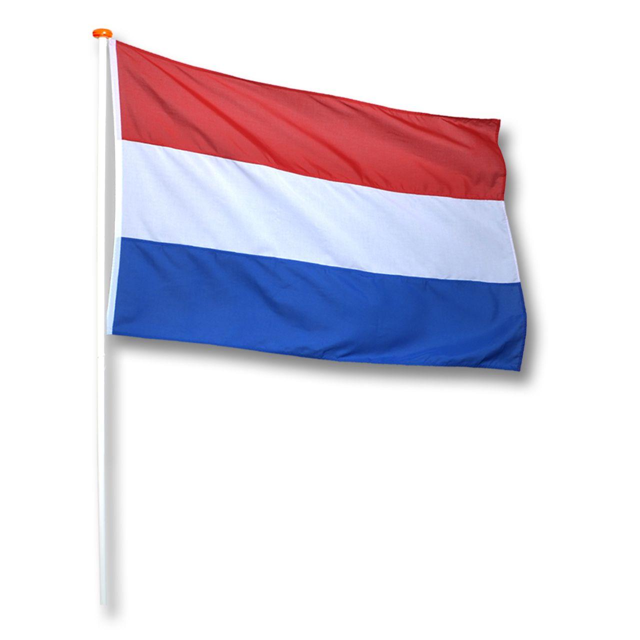 Vlag Nederland Rood-Wit-Blauw