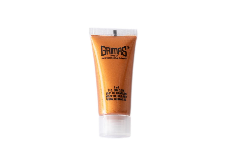 Grimas Face-/Bodypaint Pearl Bruin-771 8ml